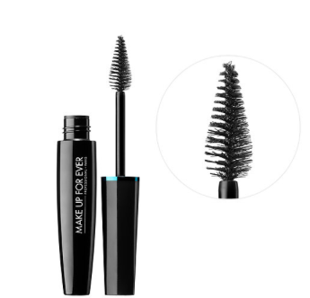 makeupforever aqua smoky extravagant waterproof mascara 2100